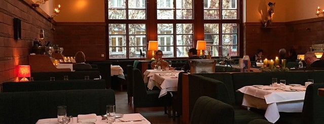 Pauly Saal is one of Berlin foodie favs.