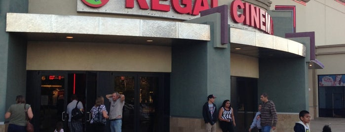 Regal Cinemas Escondido 16 & IMAX is one of Top picks for Movie Theaters.