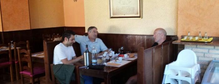 La Trattoria da Luigi is one of Restaurantes y bares favoritos.