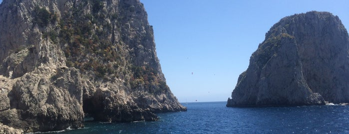 Ristorante La Fontelina is one of capri.