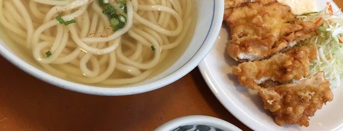 百花亭 is one of うどん 行きたい.