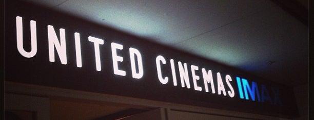 United Cinemas is one of staffのいるvenues.