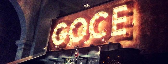 Goce Bar & Kitchen is one of GOOD RESTAURANTS IN HELSINKI.