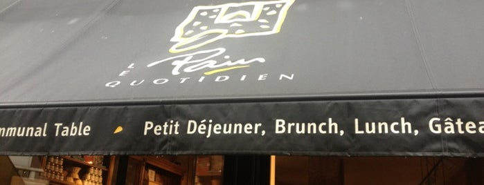 Le Pain Quotidien is one of Geneva.