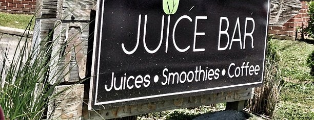 Juice Bar is one of Need to try.