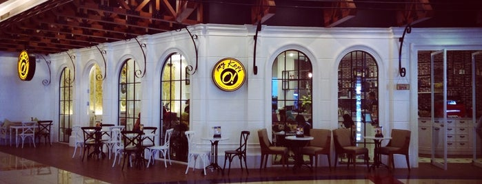My Kopi-O! is one of Trans Studio Mall Makassar.