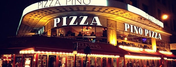 Pizza Pino is one of Commerces.