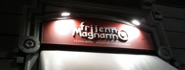 Frijenno Magnanno is one of i posti di Nat - mangiare a Milano.