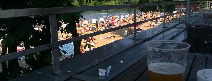 7beach Bar Im Freibad Plötzensee is one of Berlin beach feeling.