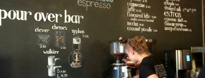Illume Espresso Bar is one of No town like O-Town: Indie Coffee Shops.