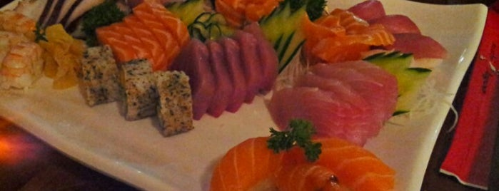 Sushi Lagoa is one of Guia Rio Sushi by Hamond.