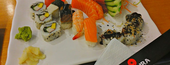 Kimura Culinária Japonesa is one of Guia Rio Sushi by Hamond.