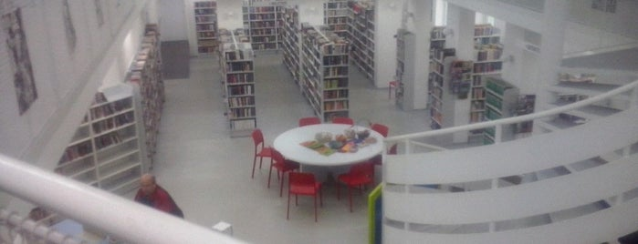 Městská knihovna Tábor is one of můj seznam míst.