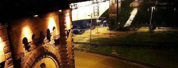 Klub Apartman is one of Belgrade.