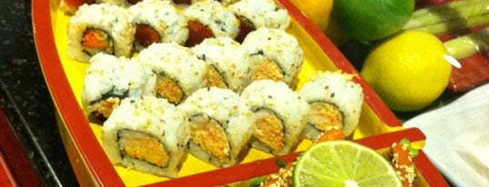 Takamatsu Tucson Sushi is one of The 13 Best Places for a Goat in Tucson.