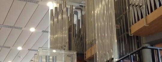TU/e Auditorium is one of Vaste plaatsen.