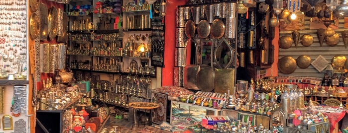 Medina of Marrakech is one of Travel Guide to Marrakesh.