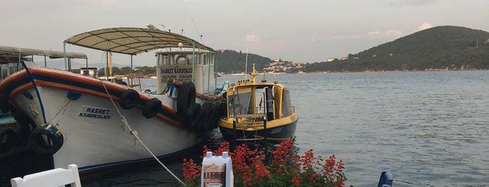 fincan restaurant is one of emre'nin yeri.