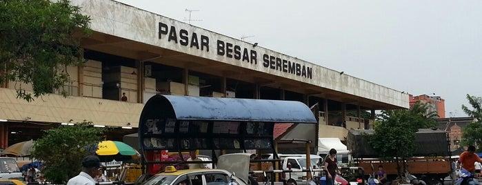 Pasar Besar Seremban is one of Take Back.