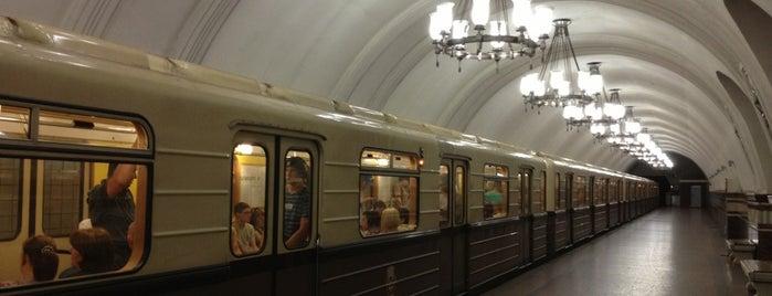Ретропоезд «Сокольники» is one of Именные поезда Московского метрополитена.