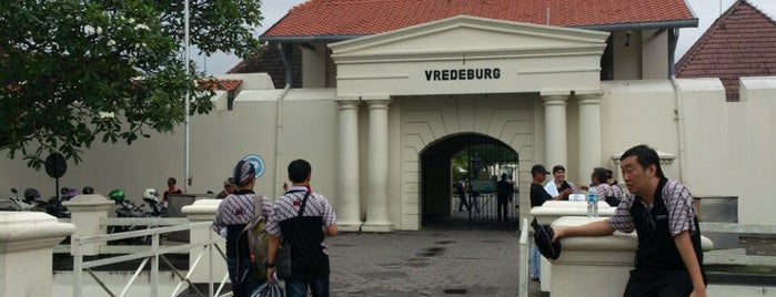Museum Benteng Vredeburg is one of Visited Places in Yogyakarta :).