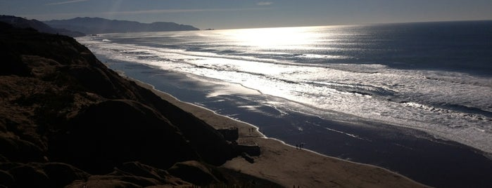Fort Funston is one of Dog Friendly SF.