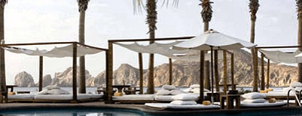 Nikki Beach is one of My life in Los Cabos.