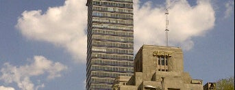 Torre Latinoamericana is one of Mis lugares en México DF.