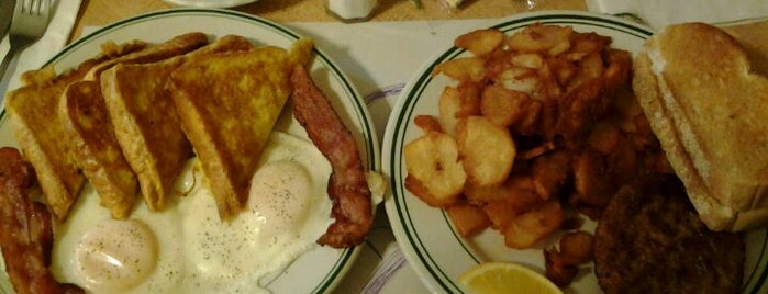 Boston Diner is one of Favorite place's.