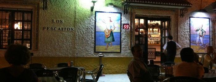 Los Pescaditos is one of Restaurantes en Madrid.