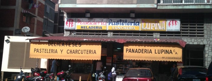 Panaderia Lupina is one of Comida.