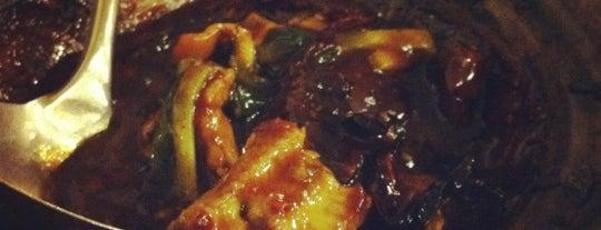 口水粥 Kou Shui Porridge is one of Yeh's Fav Food!! ^o^.