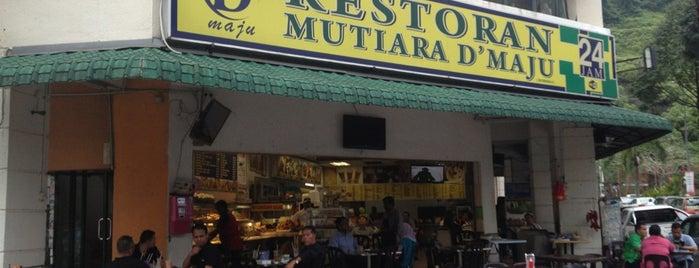 Restoran Nasi Kandar de Maju is one of Makan @ PJ/Subang(Petaling) #3.