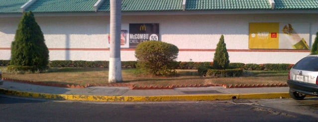 Mc.Donald's is one of McDonald's.
