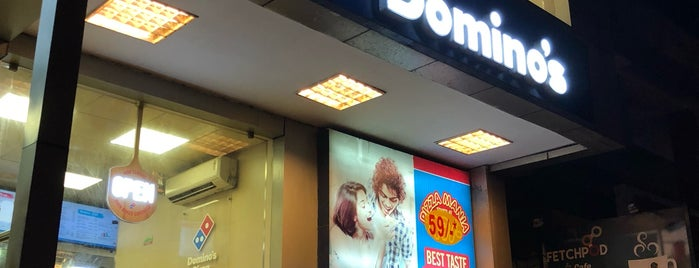 Domino's Pizza is one of All-time favorites in India.