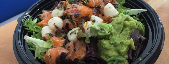 Spinfish Poke House is one of Poké Around the World!.