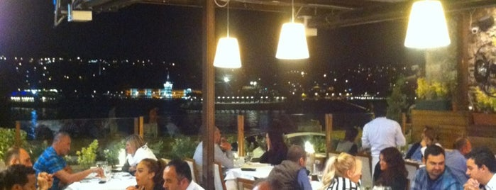 Revma Balık is one of Istanbul's Best Seafood - 2013.