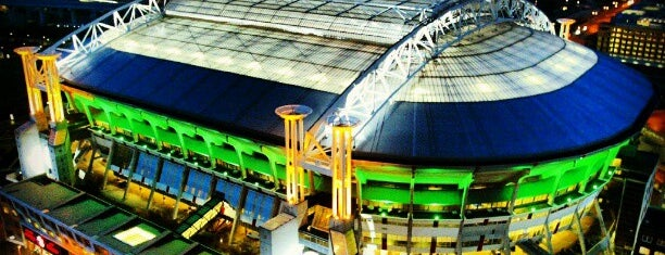 Amsterdam ArenA is one of Amsterdam.