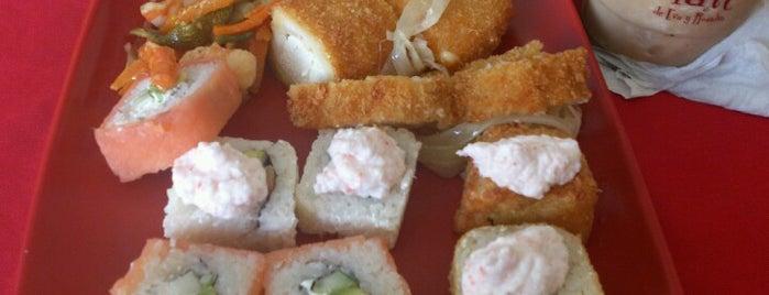 Sushi Express is one of coatza.