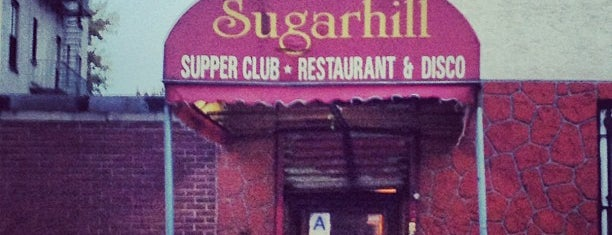 Sugarhill Supper Club is one of Brooklyn stuff.