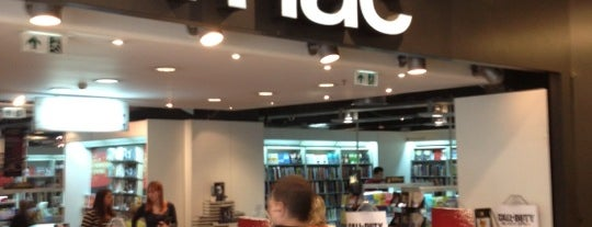 Fnac is one of Nerds Delight.