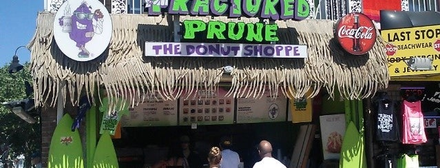 Fractured Prune is one of Gotta Try Donuts!.