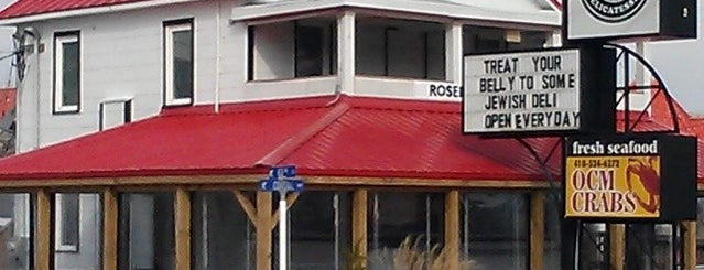 Rosenfeld's Jewish Delicatessen is one of The 15 Best Places for Brunch Food in Ocean City.