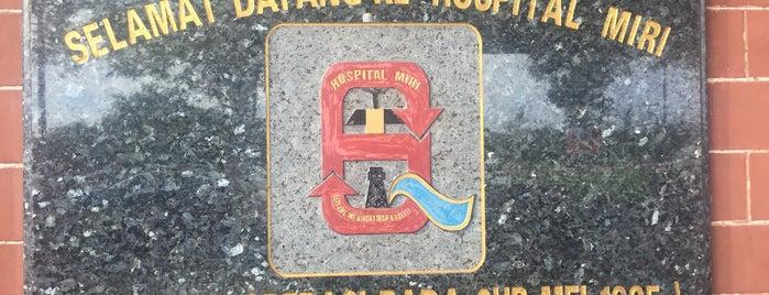 Hospital Miri is one of miri.