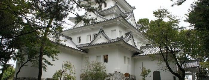 大垣城 is one of 思い出の場所.