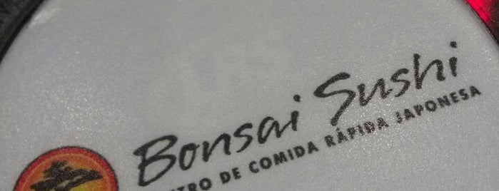 Bonsai Sushi is one of Lugares Visitados.