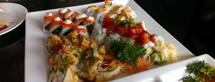 Sushi Bella is one of FOOD!.