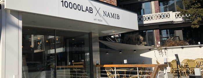 10000Lab x Namib is one of Coffee Excellence.