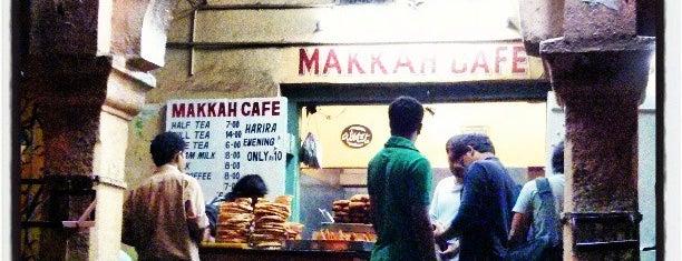 Makkah is one of Bangalore Cafes.