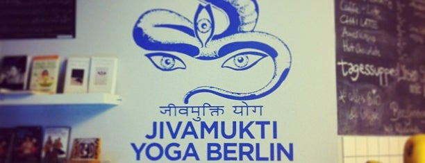 Jivamukti Yoga is one of berlin :: vegan.